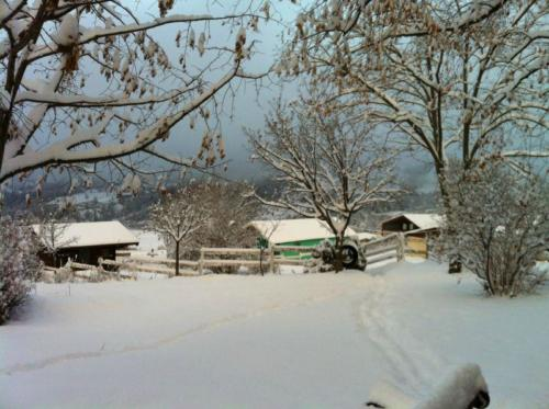 Salles de formations sous la neige